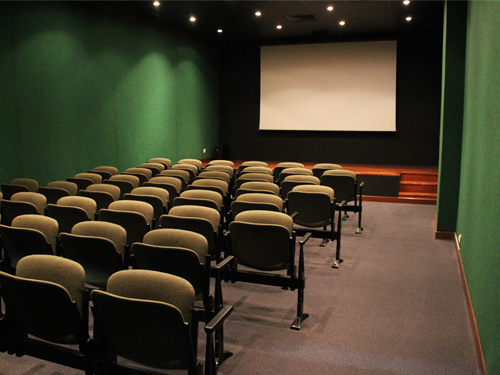 Sala de Cinema do CC Malaposta