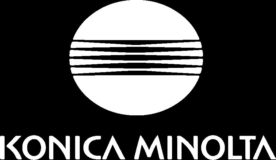 Logótipo Konica Minolta