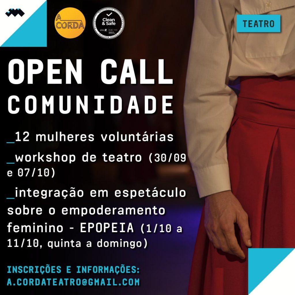 Epopeia Open Call