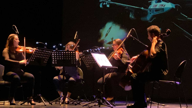 Lisbon Film Orchestra Cordas